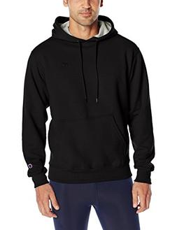 Champion Men's Powerblend Sweats Pullover Hoodie Black XXL