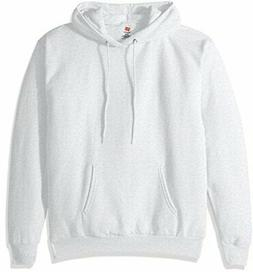 pullover ecosmart fleece hooded sweatshirt