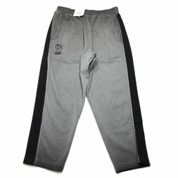 PUMA x XO The Weeknd Crop Washed Sweatpants XL Asphalt Gray