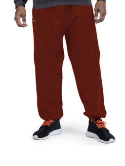 Red Big & Tall  Champion Fleece Sweat Pants  Size 2XLT