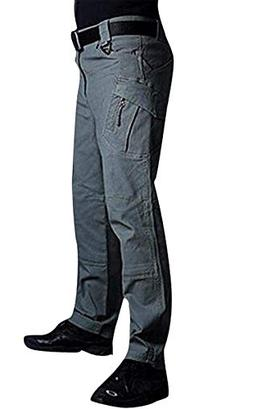Men's Retro Casual Pants Classic Trousers Fashion Sweatpants