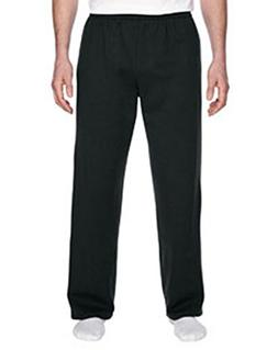 Fruit Of The Loom SF74R Sofspun Sweatpants - Black - L