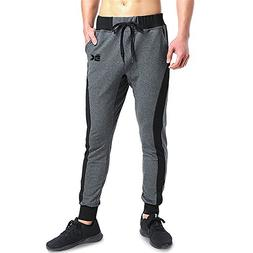 side mesh gym joggers workout