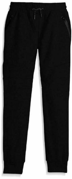 Southpole Boys Tech Fleece Jogger Pants with Zipper Details