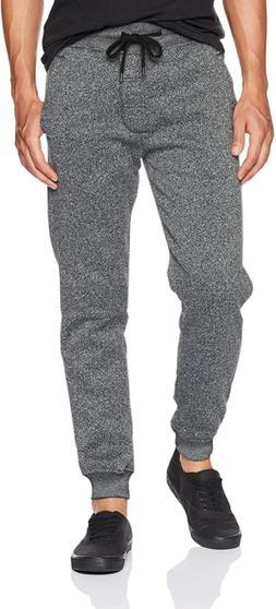 Southpole Men's Basic Fleece Jogger Pant-Reg and Big & Tall