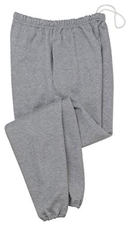 Jerzees Men's NuBlend SUPER SWEATS Pocketed Sweatpants, 2XL,