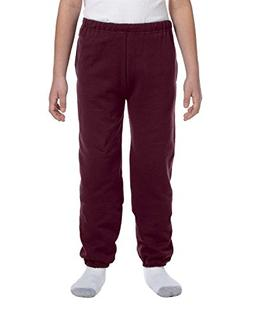Jerzees Sweat Pants 4950BP Youth 9.5 oz. Super Sweats 50/50