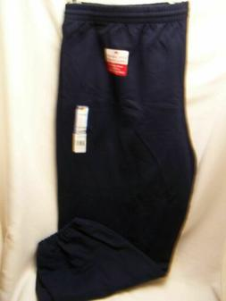 Sweat Pants Men's NAVY Fruit of the Loom Para Hombre New Dra
