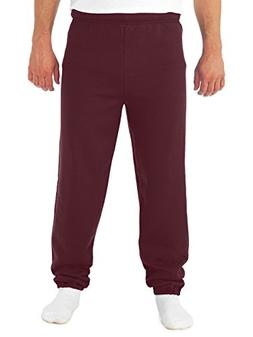 Jerzees 8 oz Sweatpant  No Pockets Available in 10 Colors -