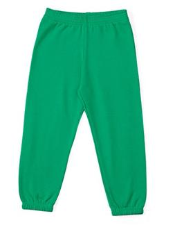 Leveret Boys Sweatpants Green 3 Years