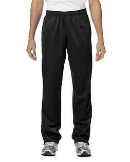Harriton Sweatpants Men's Tricot Gym Track Pants Solid M391