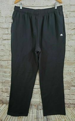 Starter Sweatpants Men XL Black NWT