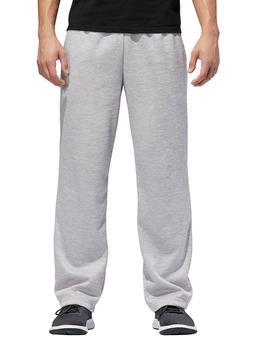 Adidas Sweatpants Mens Small Gray Authentic Climawarm Regula