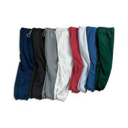 Sweatpants JERZEES Mid-Weight No Pocket SM Thru 3XL