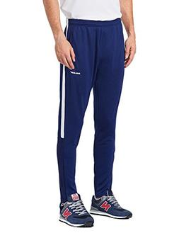 Baleaf Men's Sweatpants Track Pant Warm-Up Training Zip Open