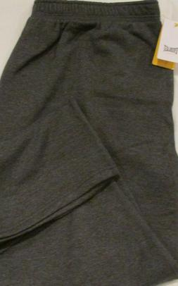 EverLaSt SweaTPants WoMens PLus 2X  ChaRCoaL GReY HeaTheR CL