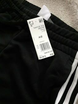 adidas T10 Women's Pant - Black/White - Small