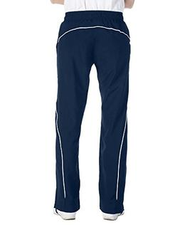 Russell Athletic Womens Team Prestige Pant - NAVY/WHITE, L