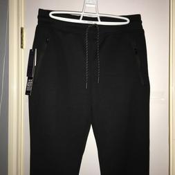 Southpole Tech Fleece Jogger Sweatpants Black Men's Size Med