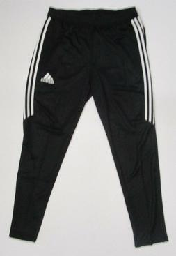 adidas Men's Soccer Tiro 17 Pants, XX-Large, Black/White/Whi