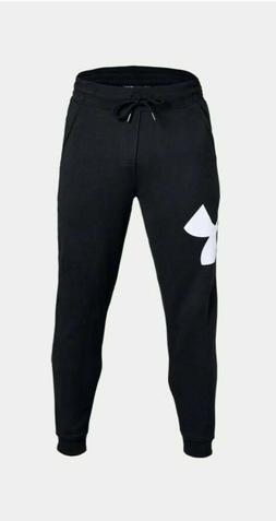 Under Armour UA Rival Fleece Fitted Mens Jogger Sweatpants 1