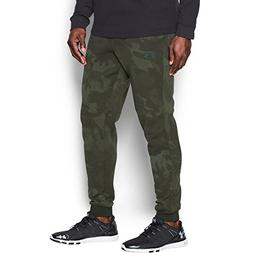 Under Armour UA Rival Fleece Patterned Joggers 4XLT Artiller