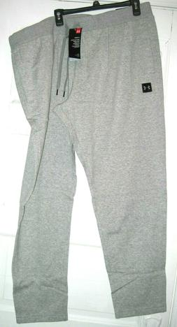 Under Armour UA Rival Tapered Fleece Sweat Pants W/ Pockets