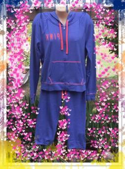 Victoria's Secret Pink  Hoodie And Sweatpants Set