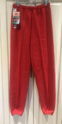 Vintage New Old Stock RED Russell Athletic Sweatpants Sweats
