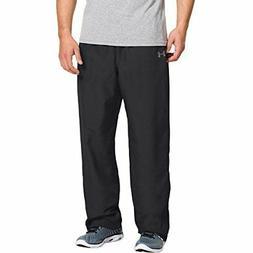 Under Armour Mens Vital Warm-Up Pants, Black 001, Large