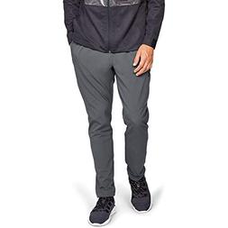 Under Armour WG Woven Pants, Pitch Gray//Black, 4X-Large