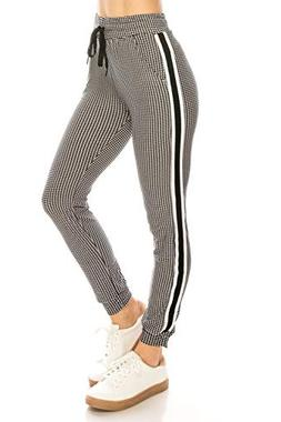 women drawstrings jogger sweatpants super light skinny