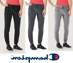 CHAMPION Women Joggers Sweatpants Pockets Jersey Relaxed fit