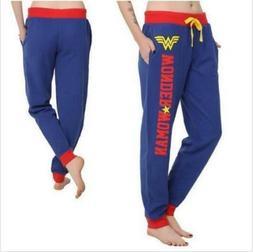 Women Pant  Bandage Pant Wonder Woman Printed Long Pant S-5X