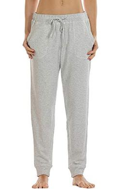 icyzone Women's Active Joggers Sweatpants - Athletic Yoga Lo