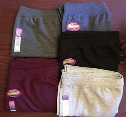 Just My Size Women's Fleece Sweatpants Pick 3X, 4X, 5X Petit