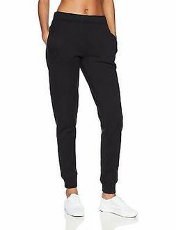 Starter Women's Jogger Sweatpants with Pockets, , Black, Siz