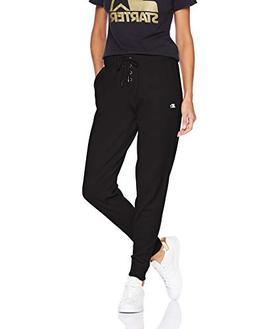 Starter Women's Lace-up Jogger Sweatpants, Amazon Exclusive,