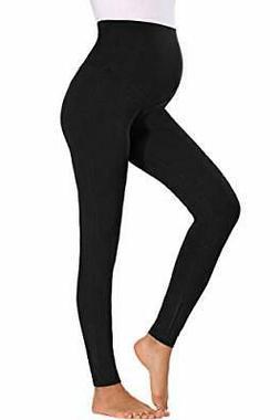 Women's Maternity Capri Leggings Stretchy Lounge Yoga Pajama