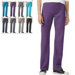 Hanes Women's Open Leg Sweatpants O4629 - BUY TWO GET ONE FR