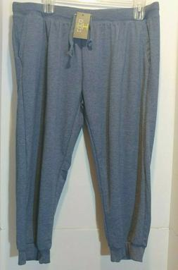 Women's Plus Size Coco Limon Capri Activewear sweat pants Sz