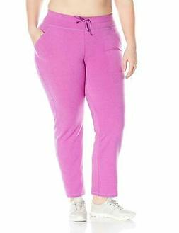 Fruit of the Loom Women's Plus SZ Dual Face Sweatpant - Choo