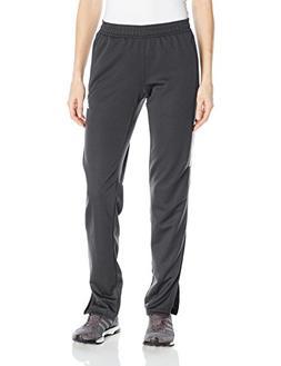 adidas Women's Soccer Tiro 17 Training Pants, Dark Grey/Whit