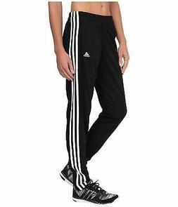 adidas Women's T10 Pants Black/White Medium