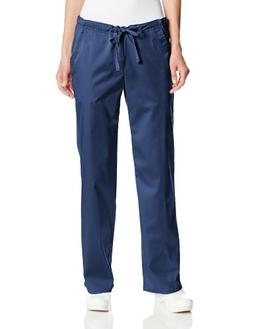 Cherokee Women's Tall Scrubs Luxe Low Rise Drawstring Pant,