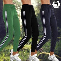 Womens Casual Sweatpants With Pockets Ankle Elastic Running