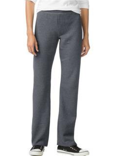 "Hanes Womens Comfortsoft™ Petite Open Leg Sweatpants 29"" I"
