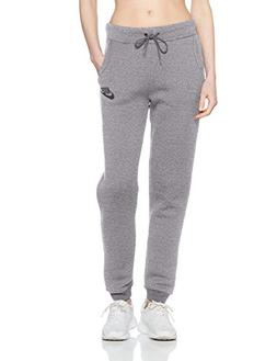 NIKE Womens Rally Sweatpants Carbon Heather Grey/Black 82860