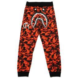 BAPE X XO Weeknd SHARK SWEAT PANTS Size XL DS On Hand The We