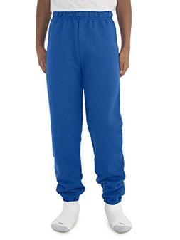 Jerzees Youth 8 oz. NuBlend Fleece Sweatpants M TRUE RED